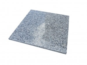 Granite tile - grey - flamed - G603 60x60x2 PRESALE