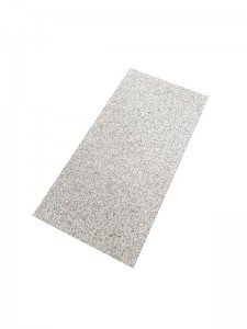 Grey granite tile - flamed G603 New 61x30,5x1
